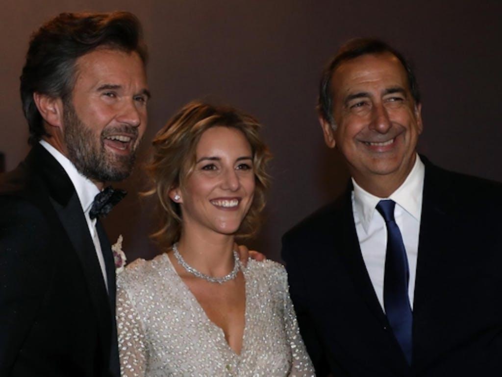 Carlo cracco si sposato con rosa for Cracco a palazzo