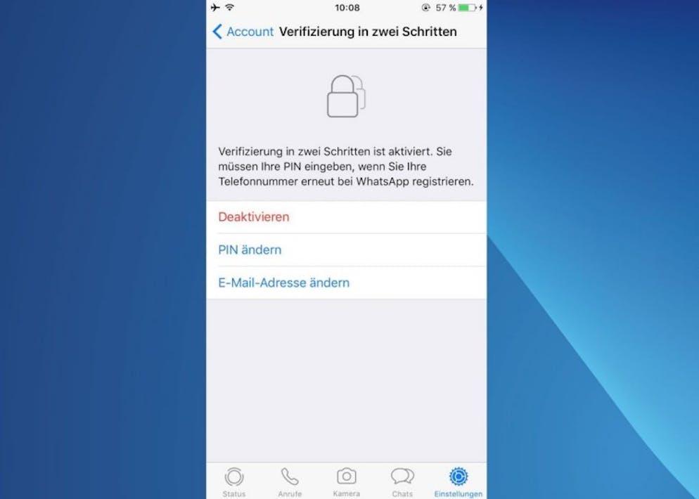 Nummer whatsapp ohne blockierung ändern umgehen In WhatsApp