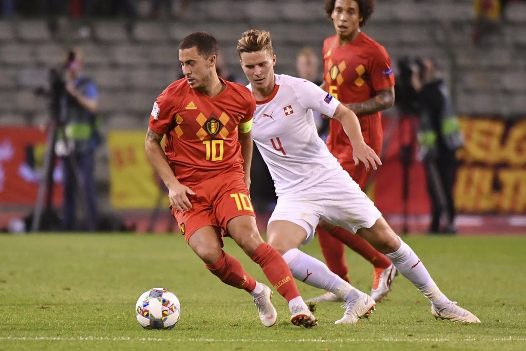 Belgien Spiel