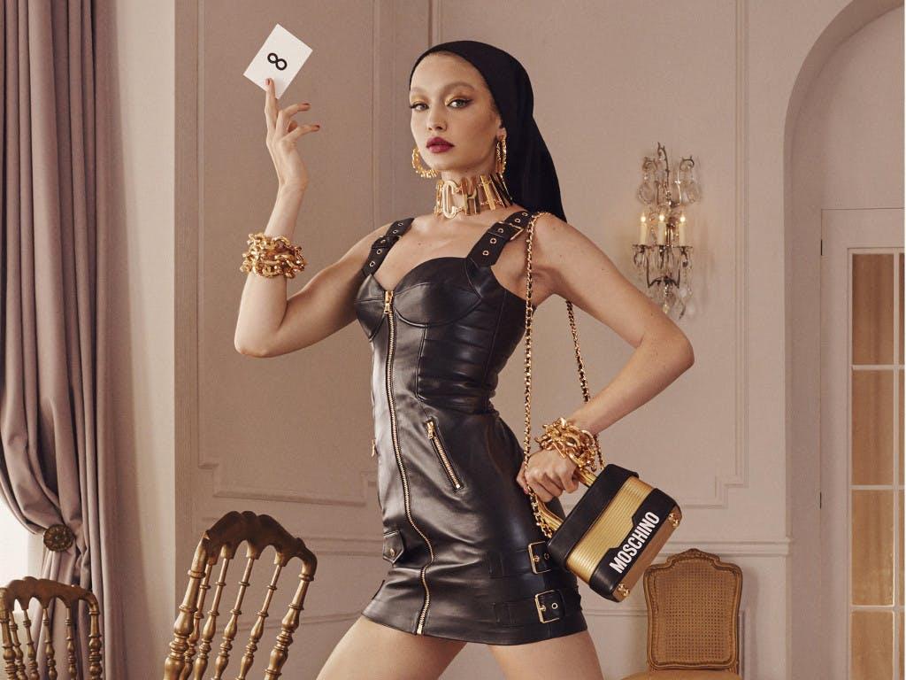 Dans ShoppingQu'est Ce Trouve Collection Moschino La amp;m X Qu'on H lcFK1J