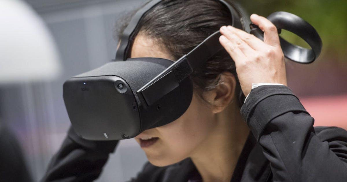 Die Zukunft von Facebook: Über VR-Brillen bis hin zur Sonde im Gehirn