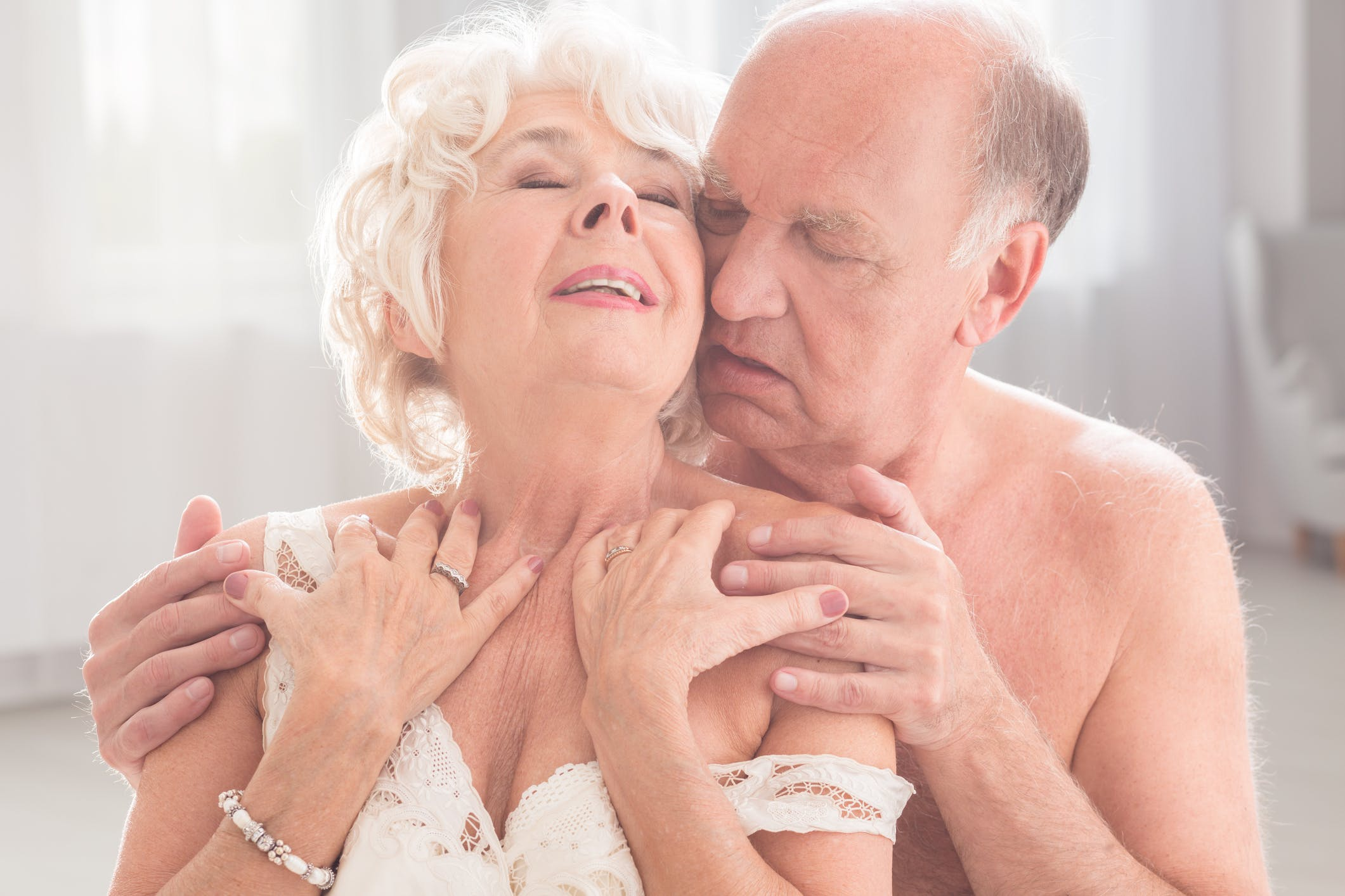 Sex mit senioren