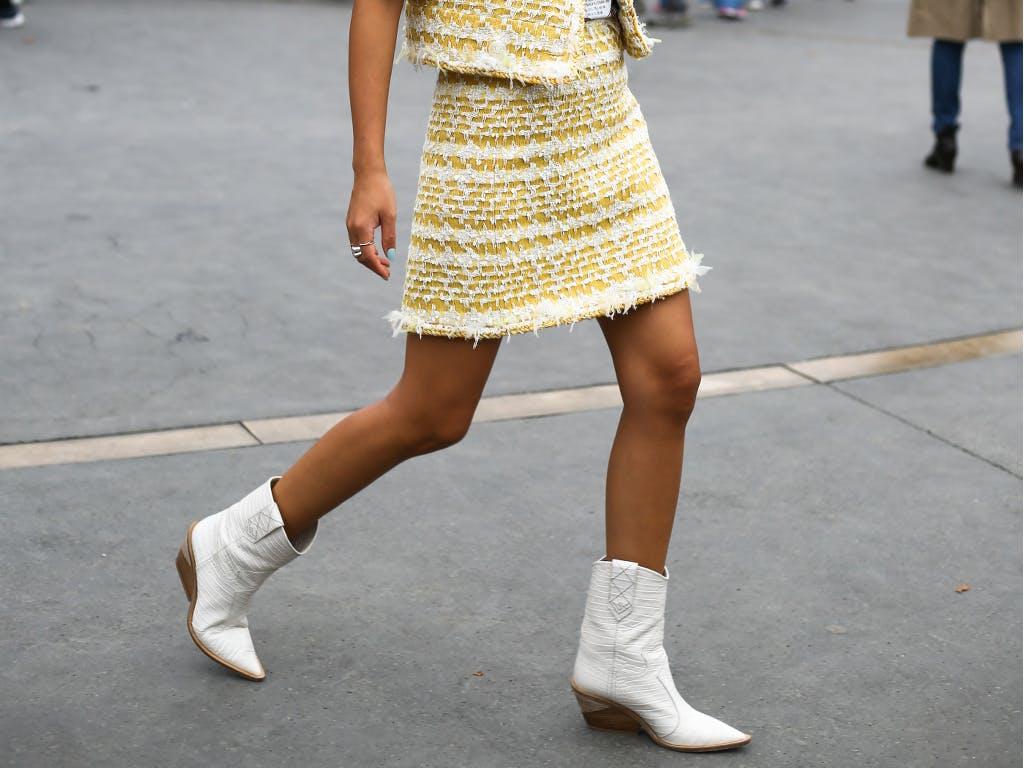 Tendance femmeles cowboy de bottes femmeles Tendance Tendance de cowboy bottes y6bf7g