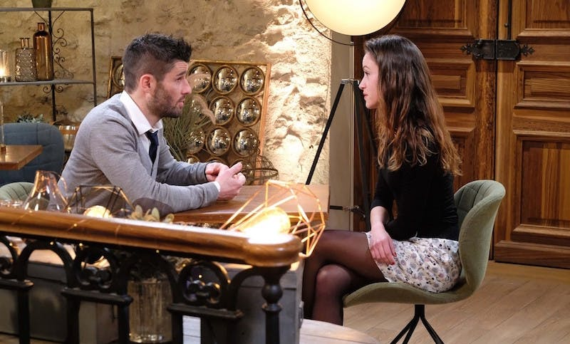 Speed dating amour dans le pre