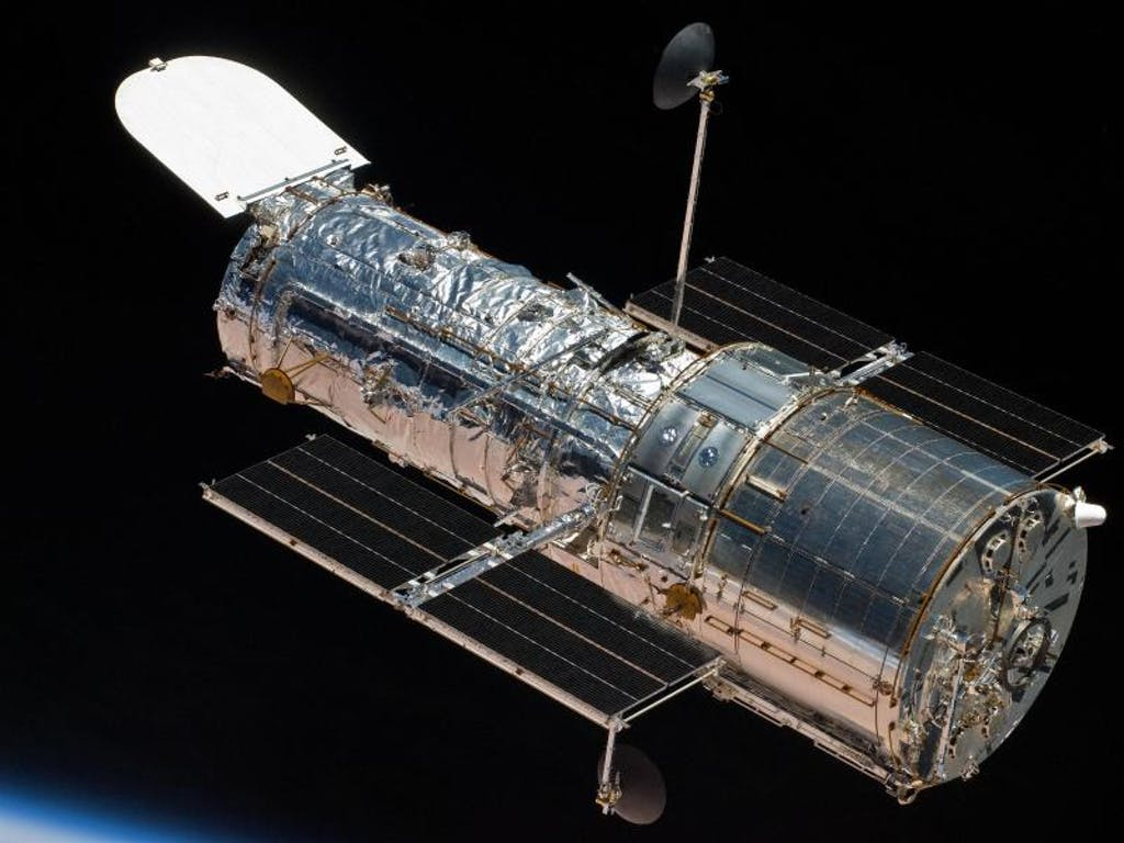 Weltraumteleskop «Hubble» ist defekt