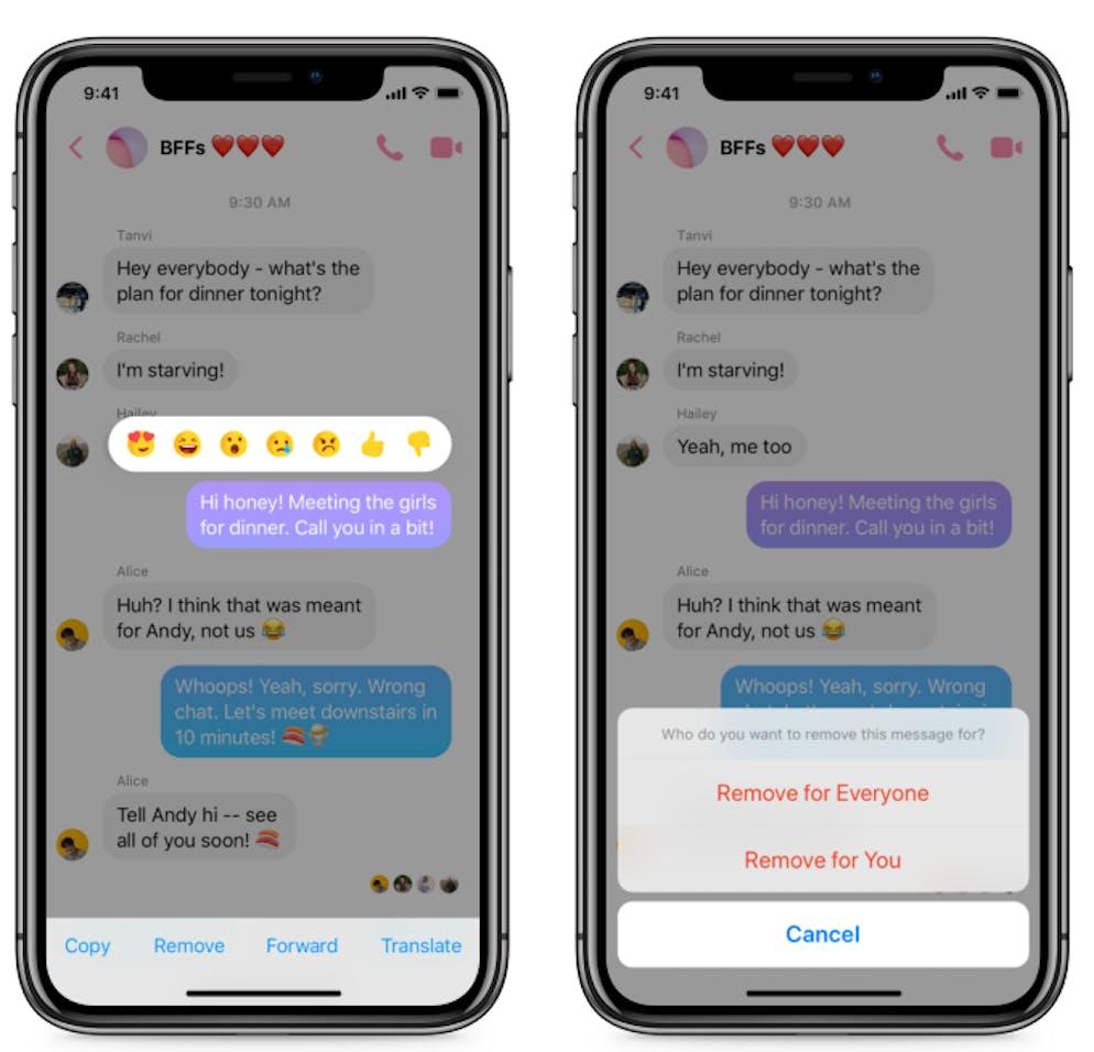 Nicht nachrichten an facebook messenger kommen Facebook Messenger