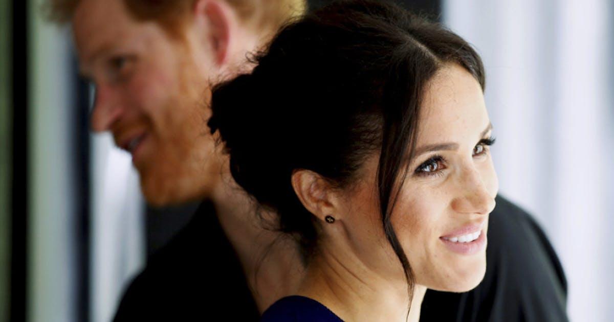 Prinz Harry und Herzogin Meghan ziehen um