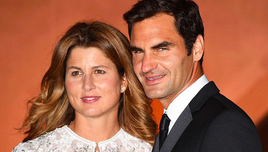 Roger Federer Frau