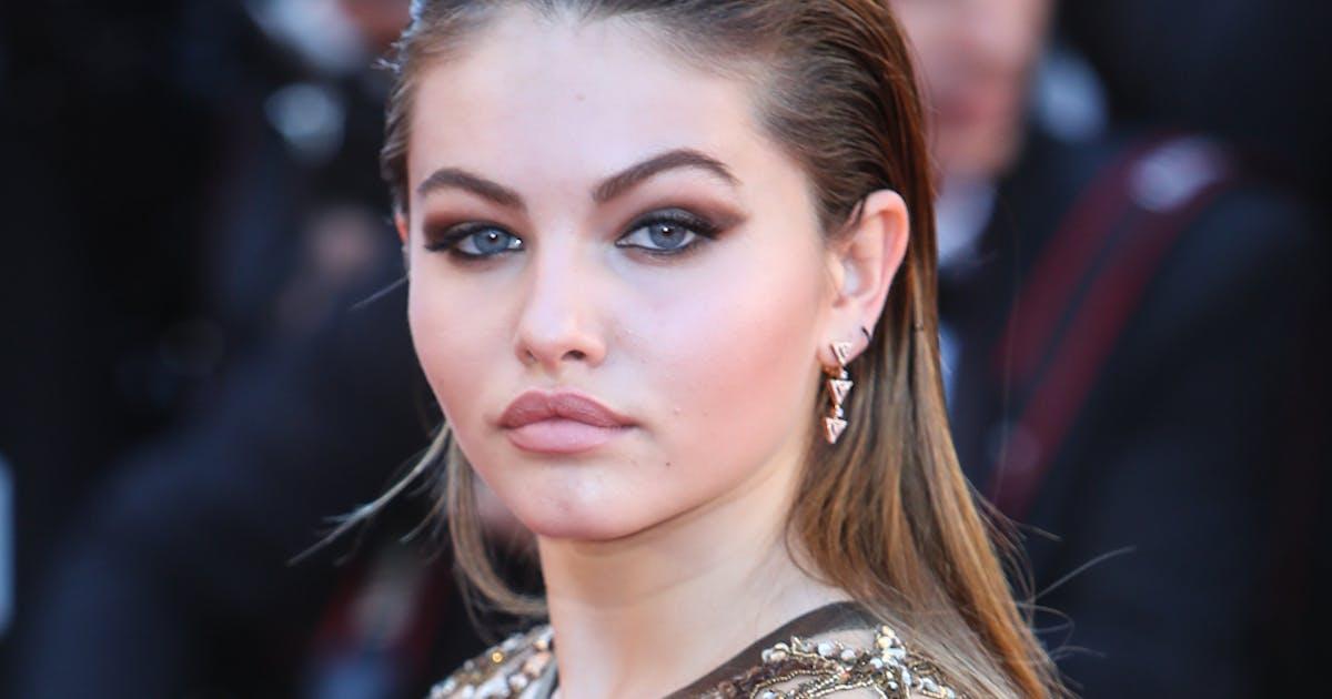 Thylane Blondeau: plus beau visage de l'année 2018