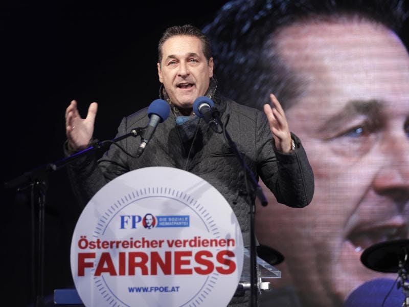 Strache-Sprecher dementiert Aussagen zum Kosovo