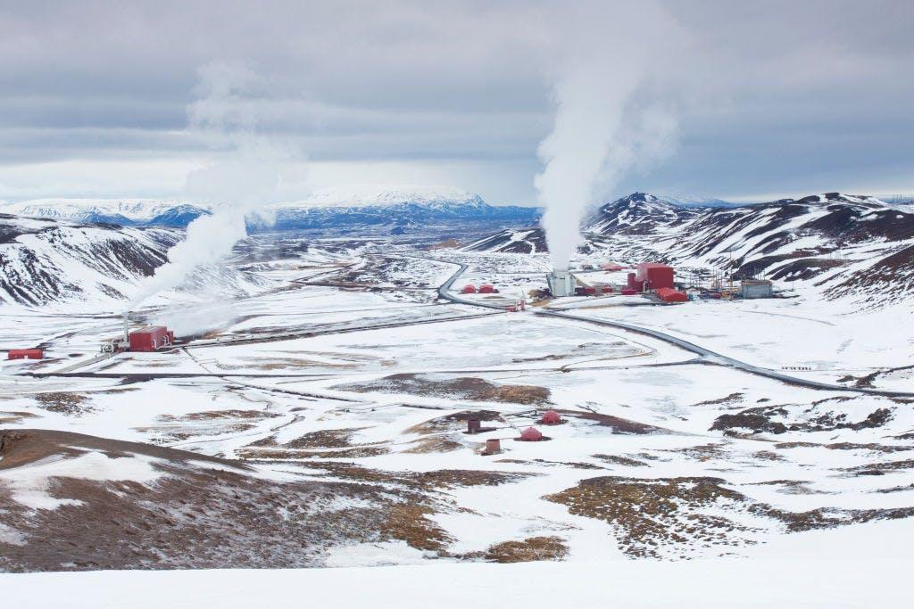 Island schlägt Alarm wegen Bitcoin-Stromverbrauch