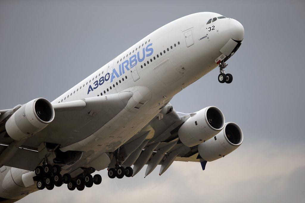 Airbus im ersten Quartal knapp in der Gewinnzone