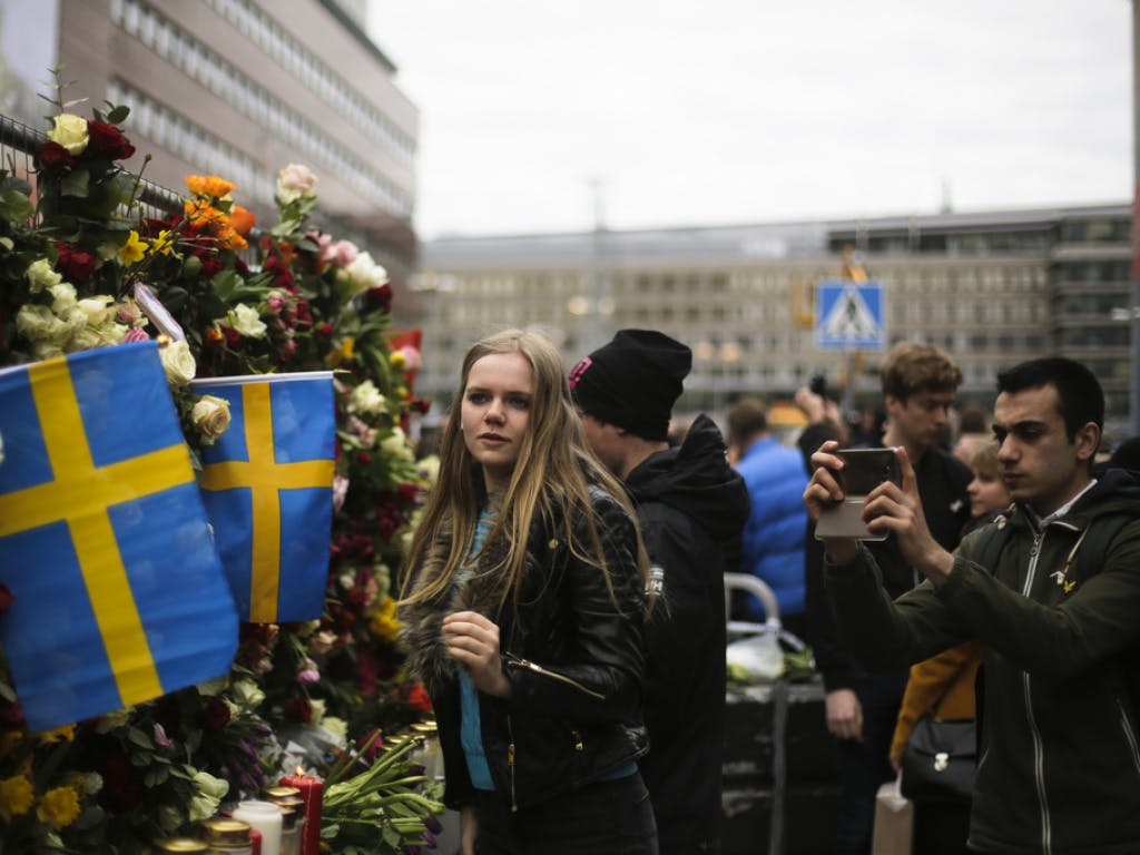 Lkw-Attentäter von Stockholm vor Gericht