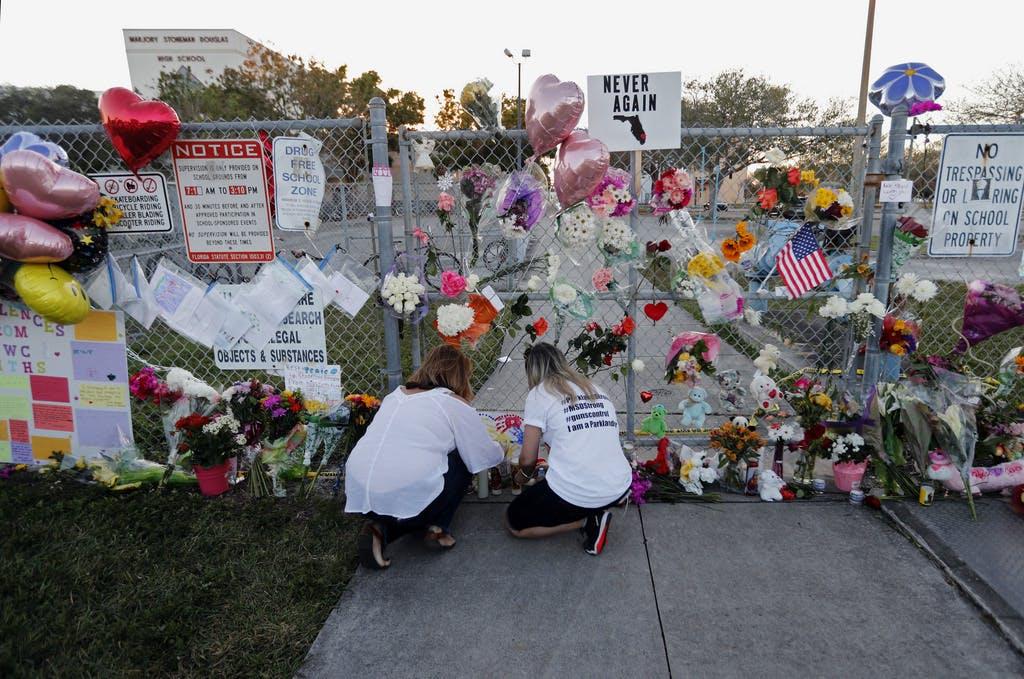 Schüler in Florida demonstrieren für schärferes Waffenrecht