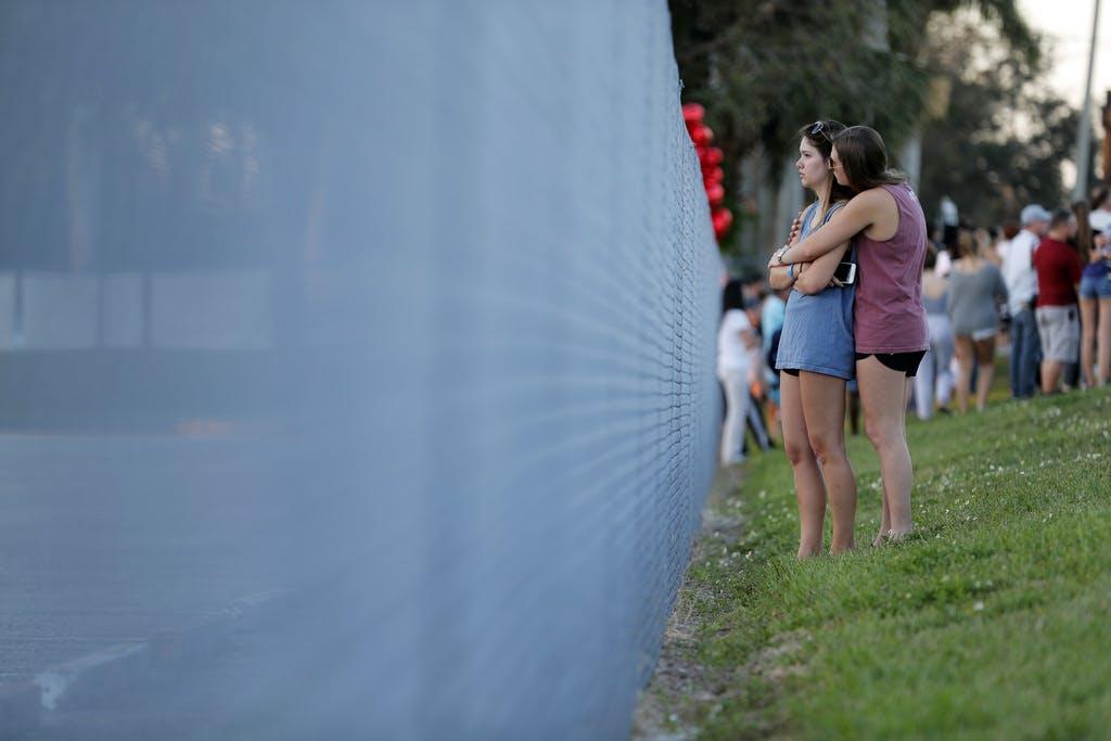 Amoklauf in Florida: Dieses Bild sollte Donald Trump den Schlaf rauben