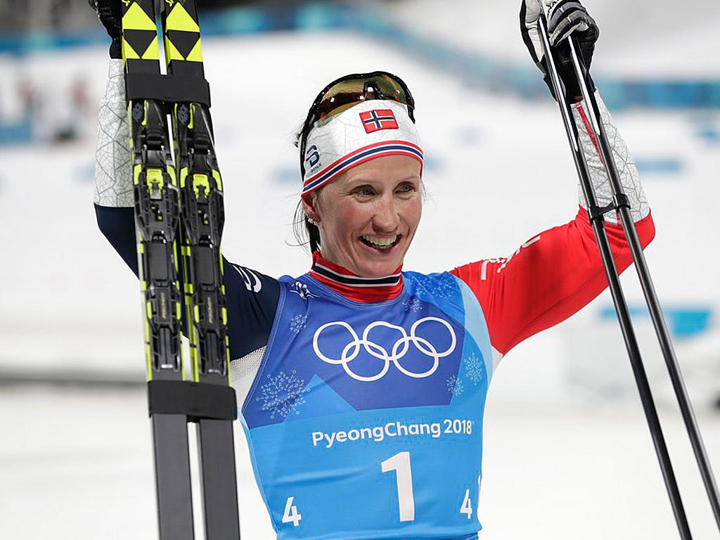 Die vorletzte Chance: Björgen will Olympia-Rekord