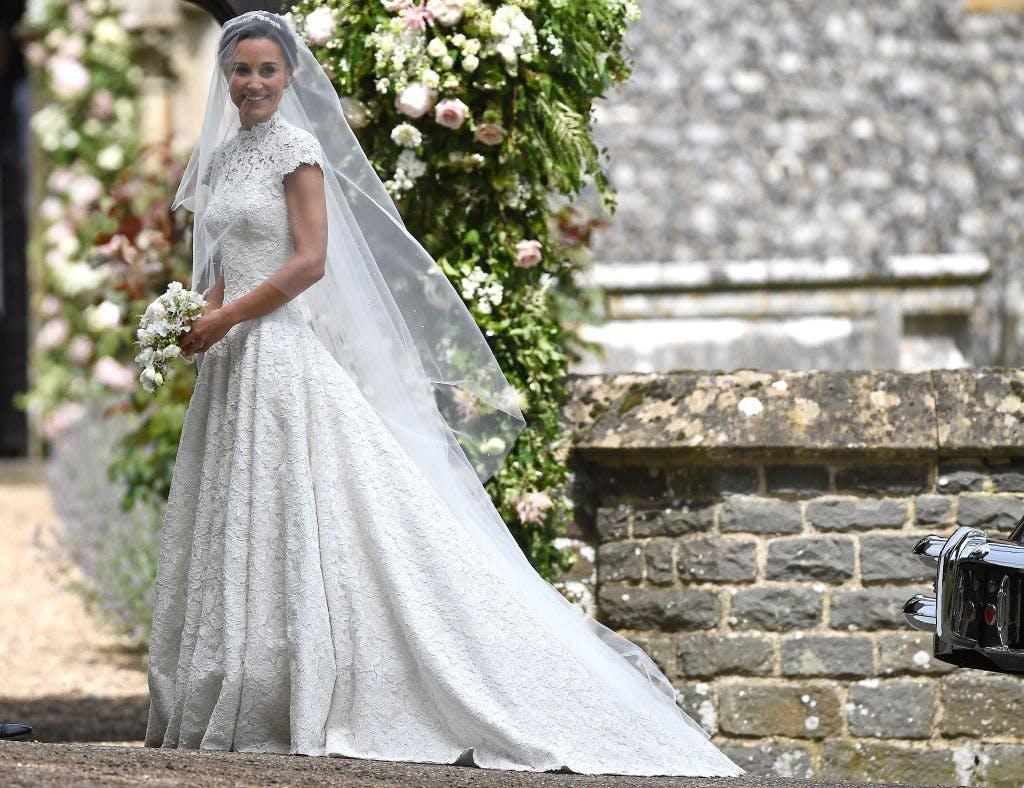 «J ai adoré travailler sur la robe de mariée de Pippa» 4d55d06db45