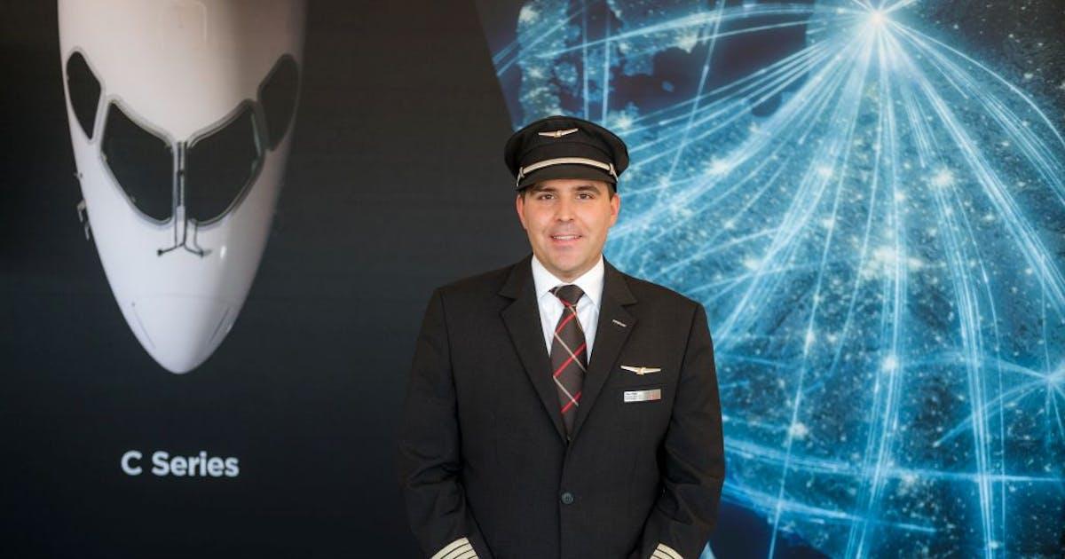 Swiss Pilot Sven Thaler 171 Turbulenzen Sind Nichts
