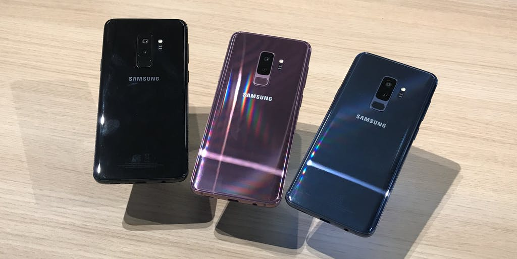 samsung enth llt das neue galaxy s9 mit top kamera. Black Bedroom Furniture Sets. Home Design Ideas