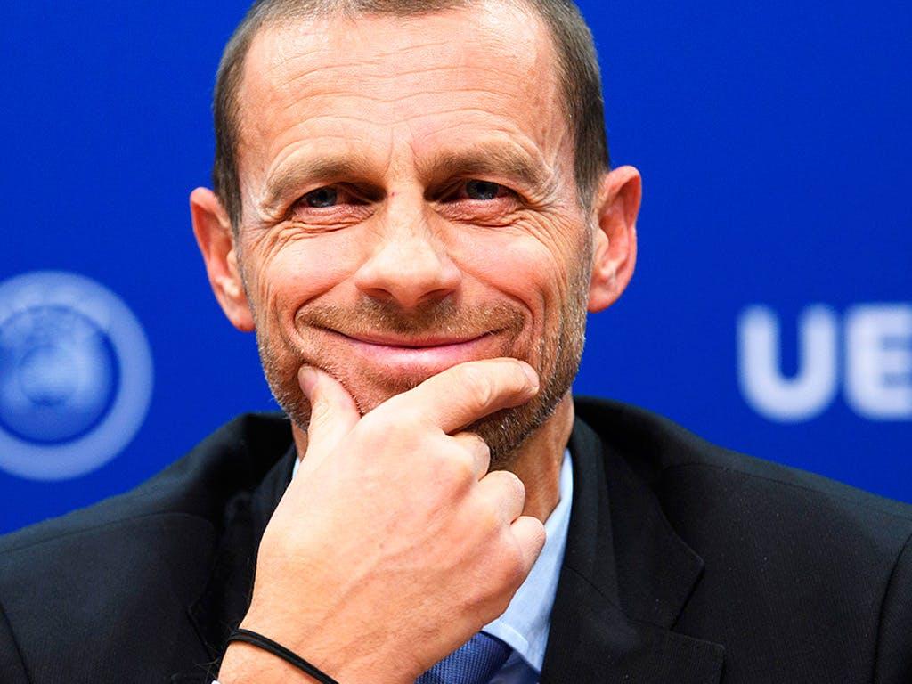 UEFA-Präsident Ceferin: