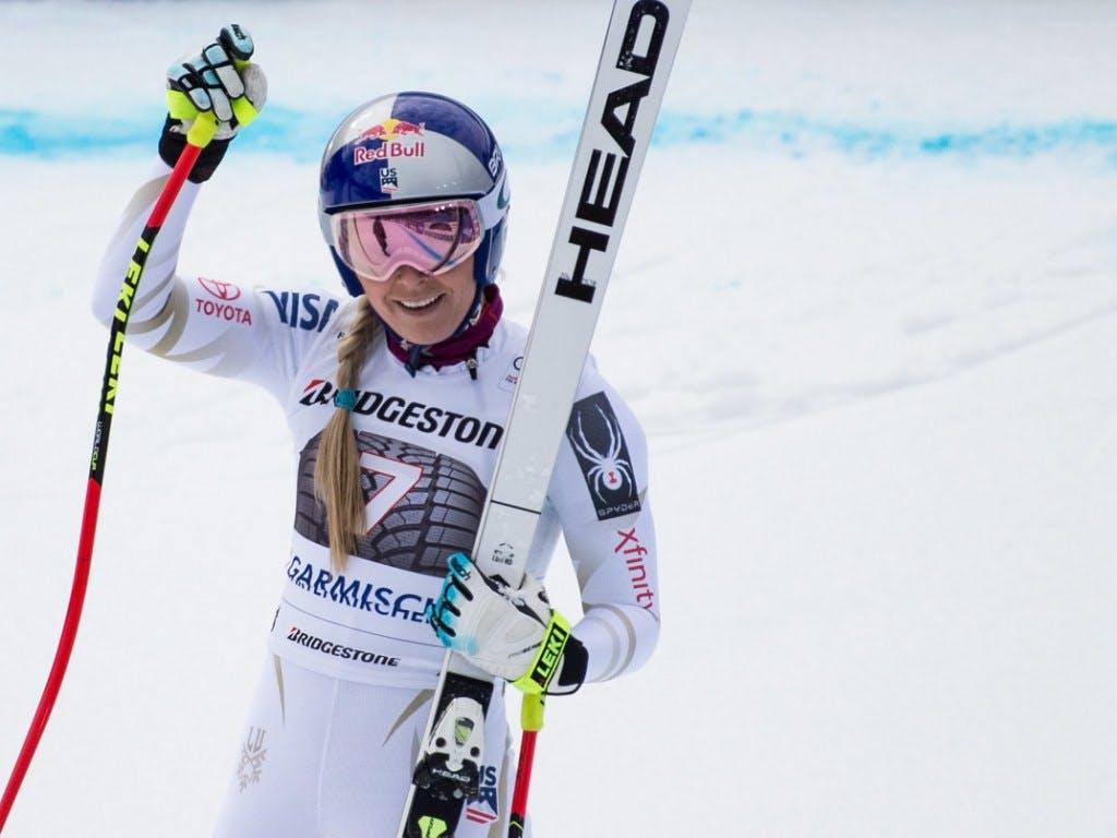 Odyssee des Ski-Stars! Deswegen steckte Lindsey Vonn stundenlang in München fest