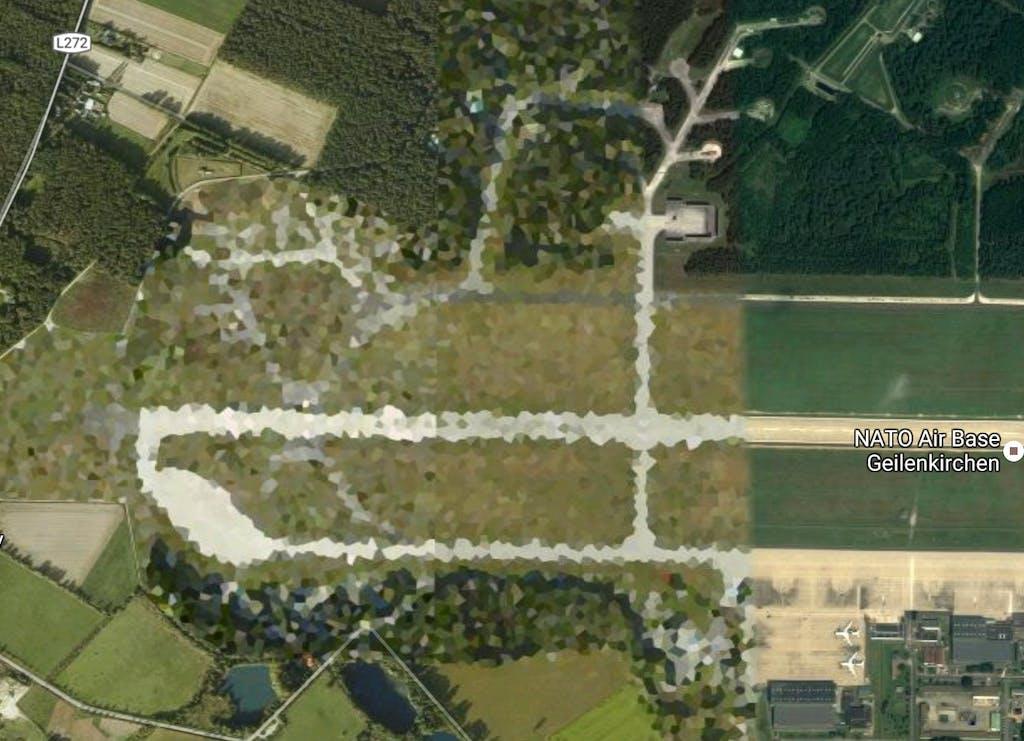 Top Secret: Diese Orte verheimlicht uns Google Maps
