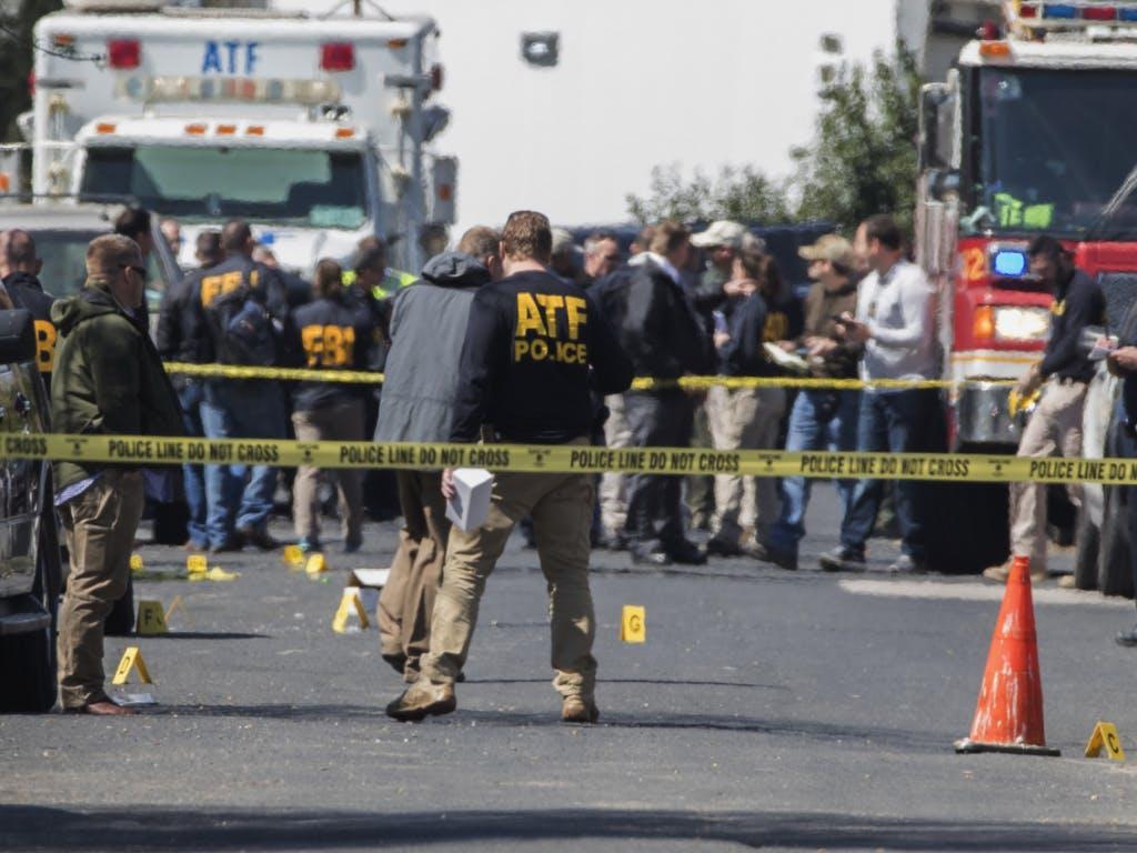 Eine Paketbomben-Serie erschüttert Austin - zwei Tote