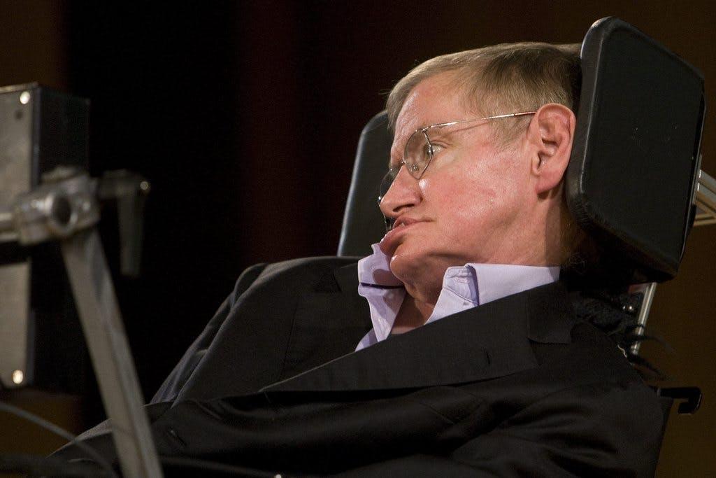 Ärger nach Tweet zu Stephen Hawking