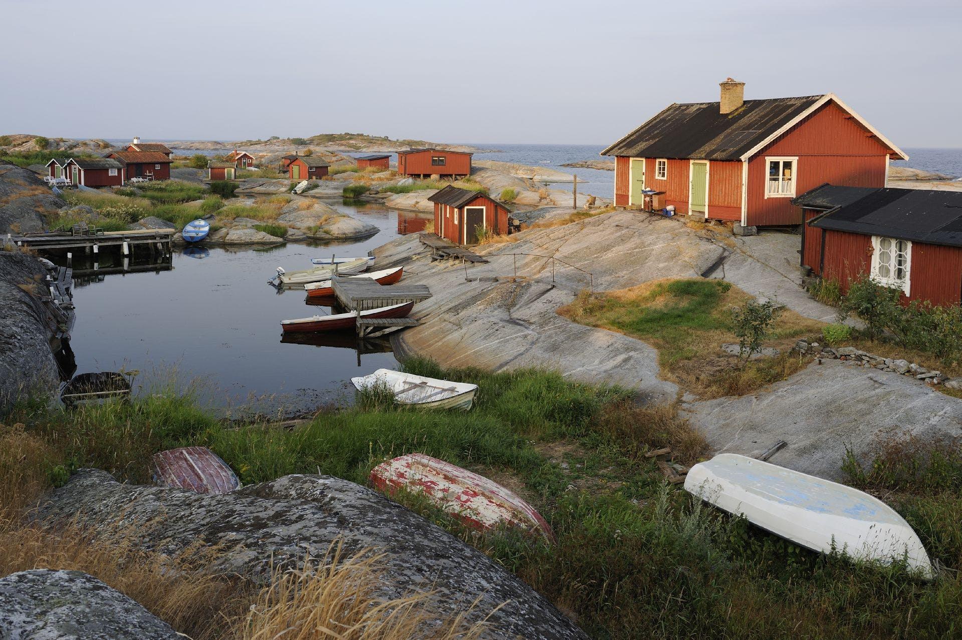 Die glücklichsten Menschen leben in Finnland