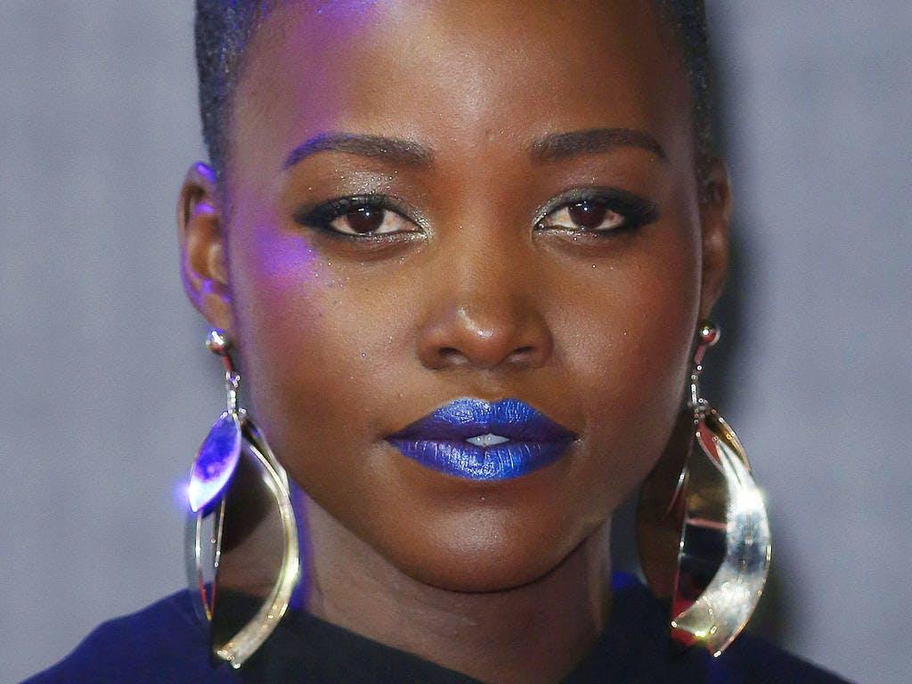 Di Lupita BeautyIl Blu Lipstick Nyong'o ZTiOkXPu