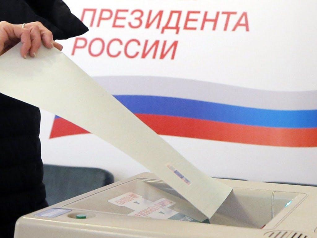 OSZE-Kritik an Präsidentschaftswahl