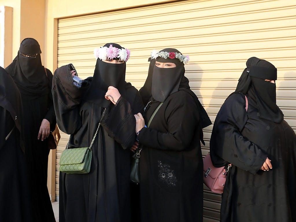 Verbündeter: Trump empfängt saudischen Kronprinzen