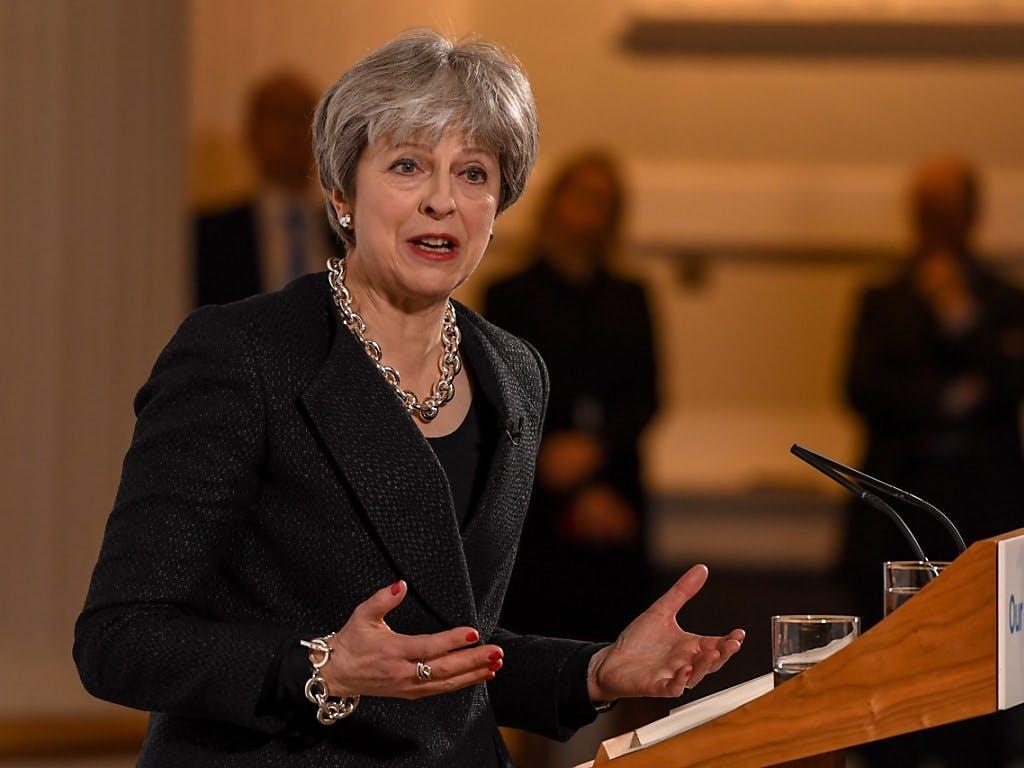 May ammette 39 sulla brexit non possiamo ottenere tutto 39 - Bozza compromesso ...