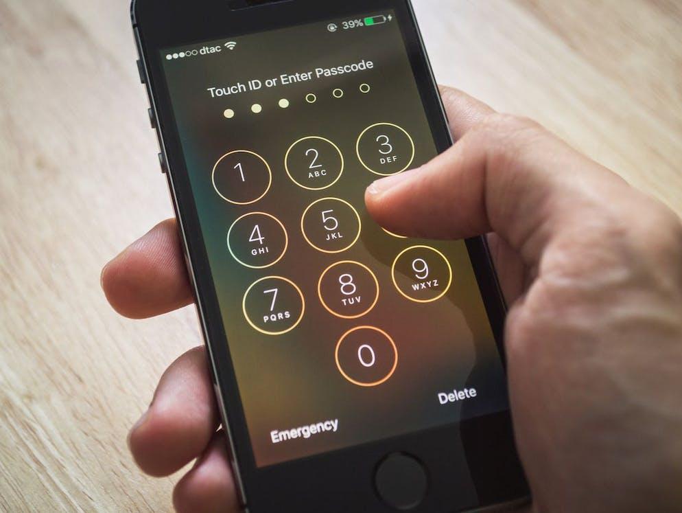 Sicherste Smartphone