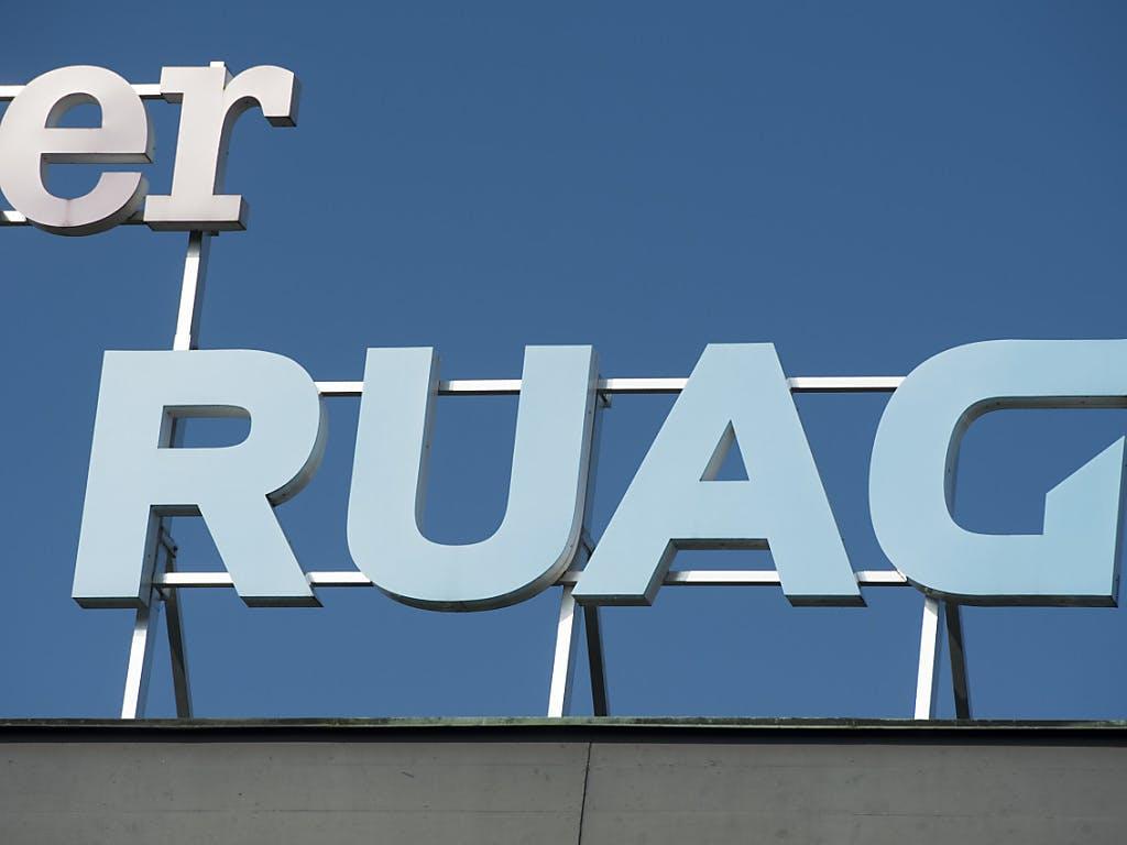 Razzia bei der Ruag: Bundesanwaltschaft ermittelt