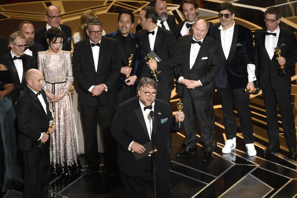 Oscars: Frances McDormand ist beste Hauptdarstellerin