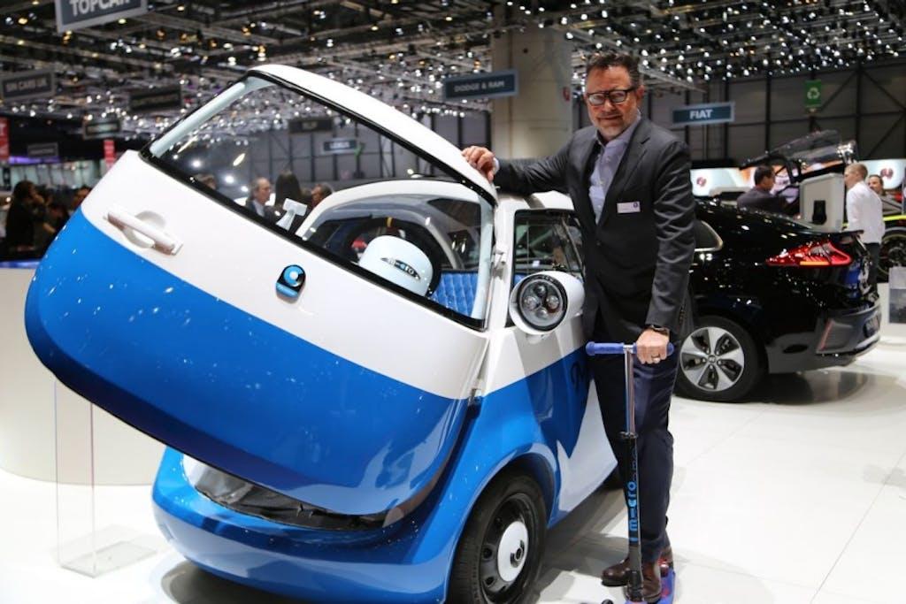 Schweizer Auto Hersteller Liefern Sie Uns Akkus Herr Hayek