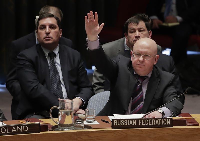 Russischer Außenpolitiker: Angriff soll Arbeit der OPCW stören