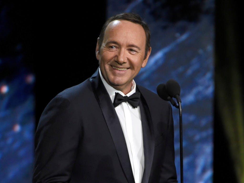 Staatsanwaltschaft prüft Missbrauchsvorwürfe gegen Kevin Spacey
