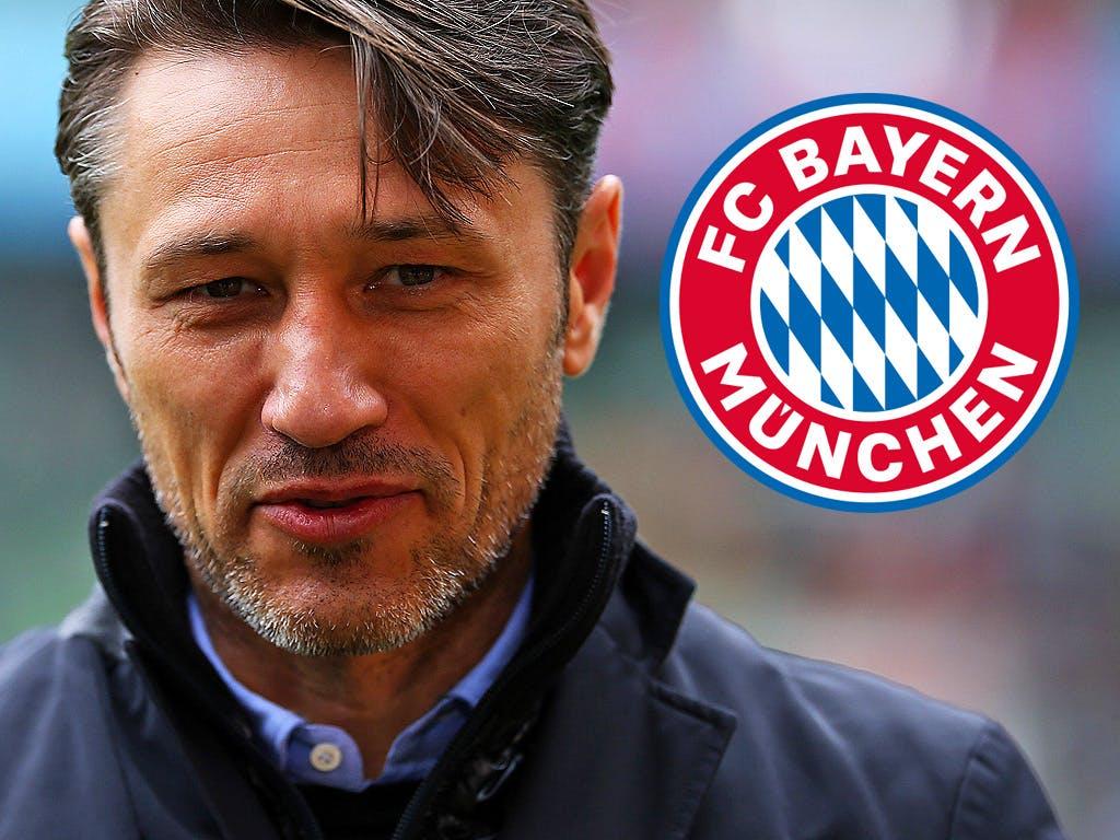 Niko Kovac wird Medienberichten zufolge Trainer beim FC Bayern M