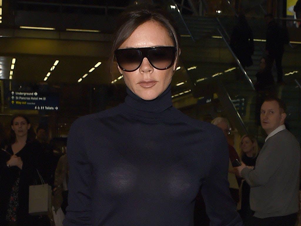 Meghan Di Victoria Non L'abito Beckham Disegna Markle 9IHED2