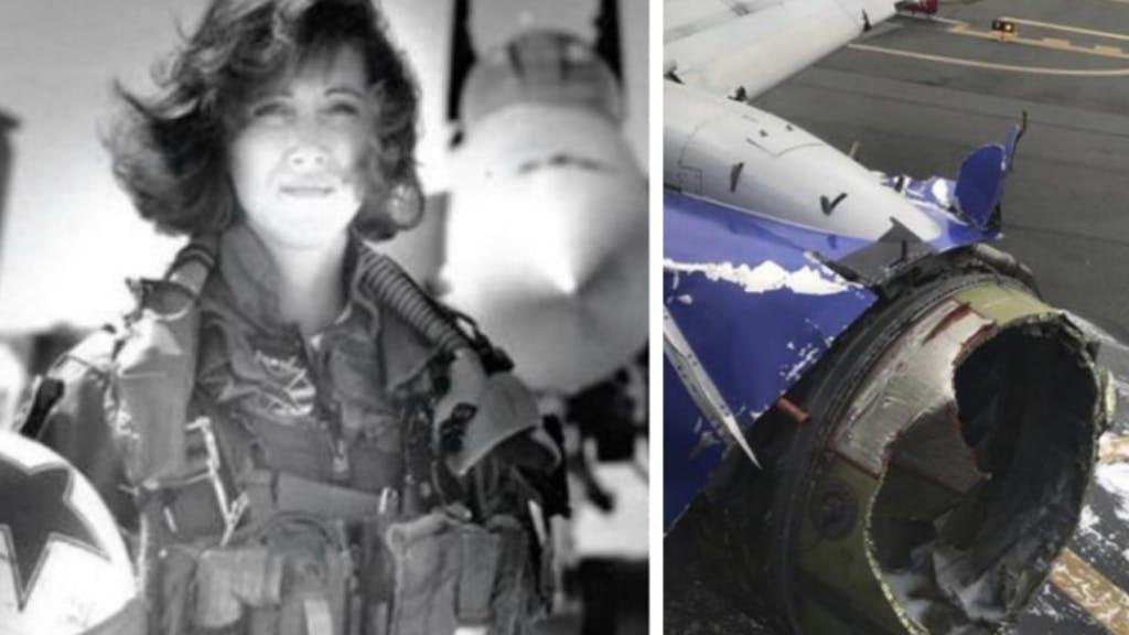 abdf77a56c Ex pilota militare salva la vita a 143 persone