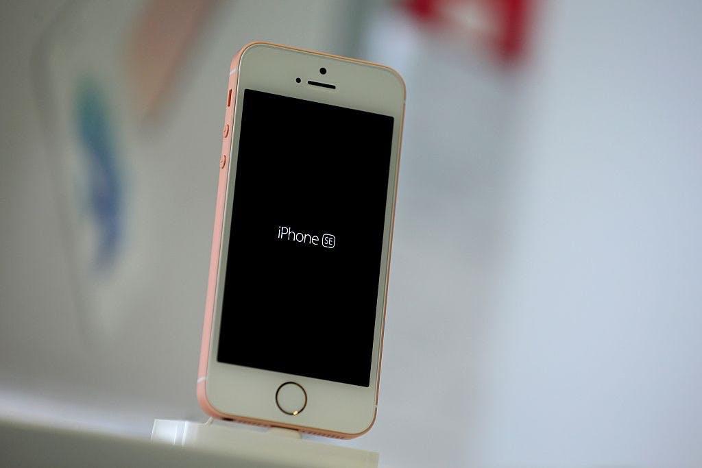 IPhone SE 2 angeblich schon im Mai