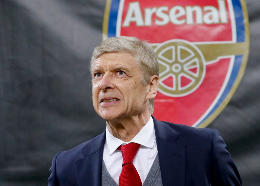 Arsène Wenger tritt als Trainer des FC Arsenal zurück