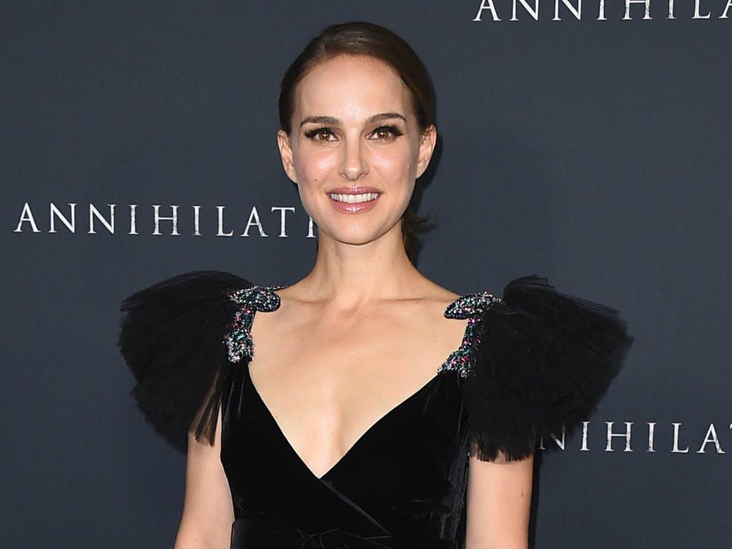 Natalie Portman verzichtet auf Genesis-Preis 2018