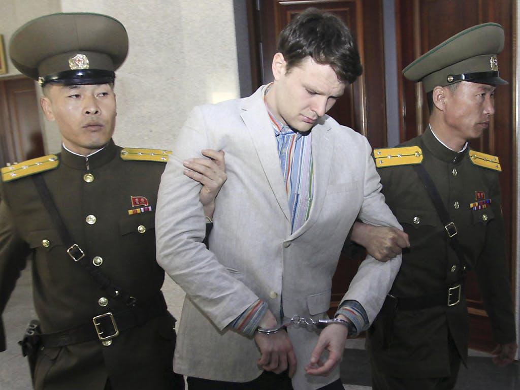 Nordkorea Folter Und Hinrichtung