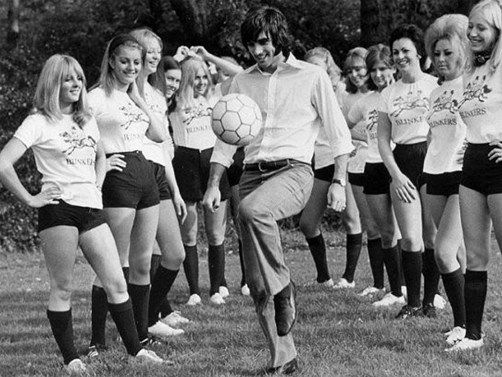 Hoch Geflogen Tief Gefallen Teil 3 George Best