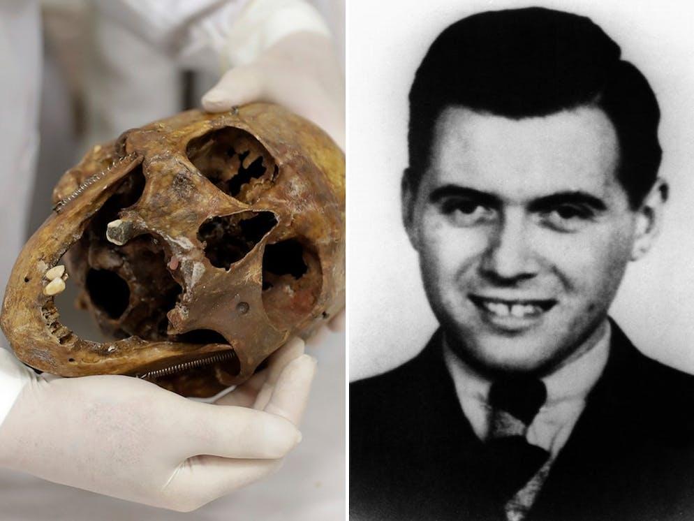 Mengele Arzt