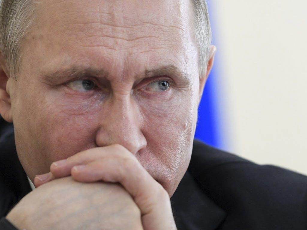 US-Sanktionen gegen russische Oligarchen