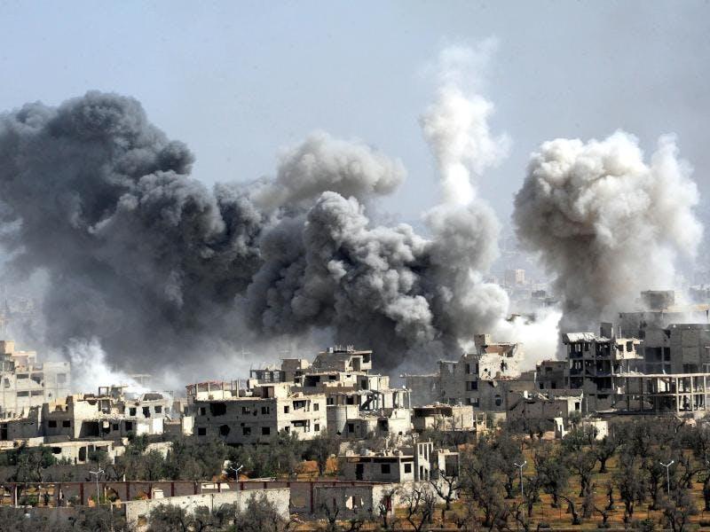 Chemiewaffen-Organisation schickt Experten nach Syrien